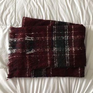 fall plad scarf